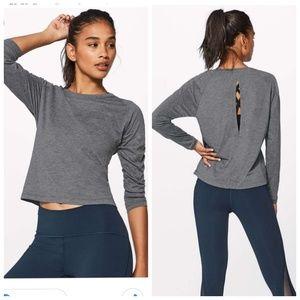 Lululemon NWT Box it Out shirt